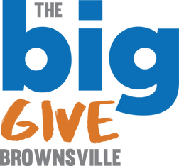 The Big Give Brownsville logo