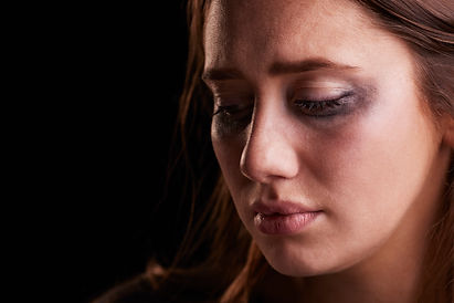 Women and domestic violence or assault