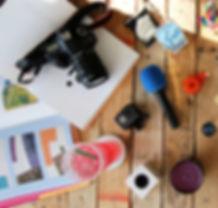 Digital marketing items