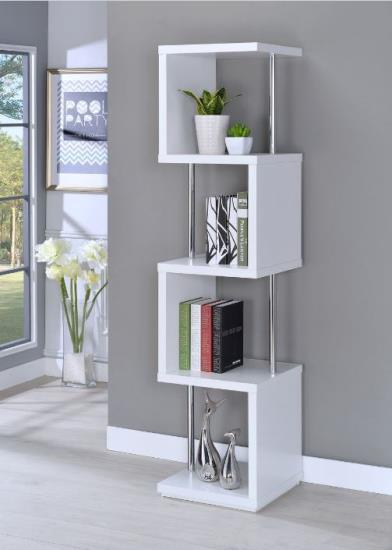 Bookcase contemporary