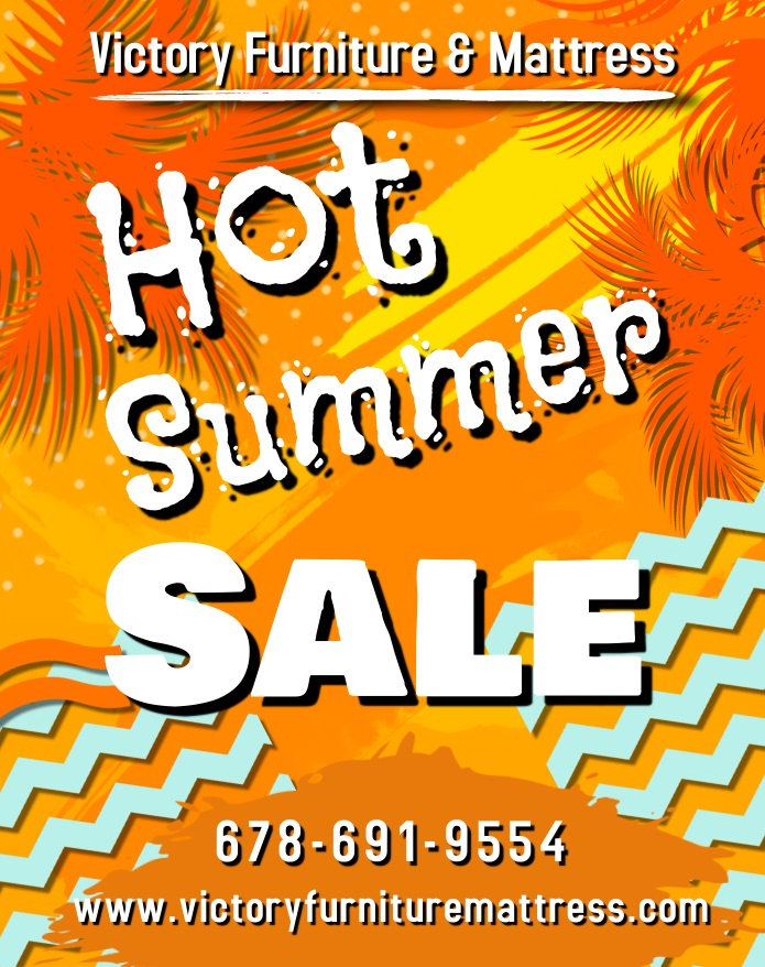 Copy of Summer Sale Flyer - Made with Po