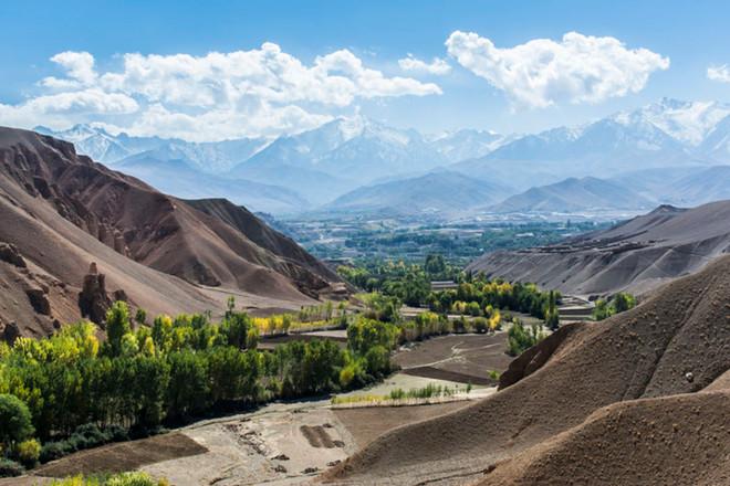 アフガニスタンの景色