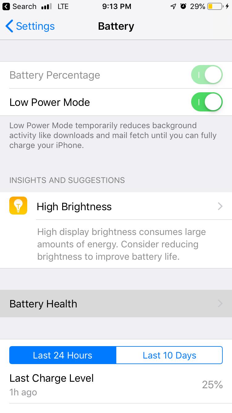Open Battery Health