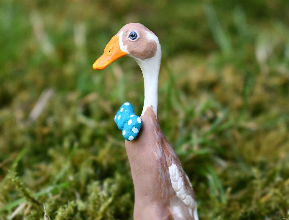 """Sprout"" Runner Duck Blank Resin"