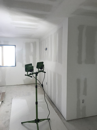 Texturing and Drywall Repair