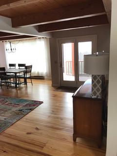 Living Room Flooring Remodel