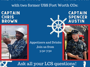Sailor Supper: CO Night!