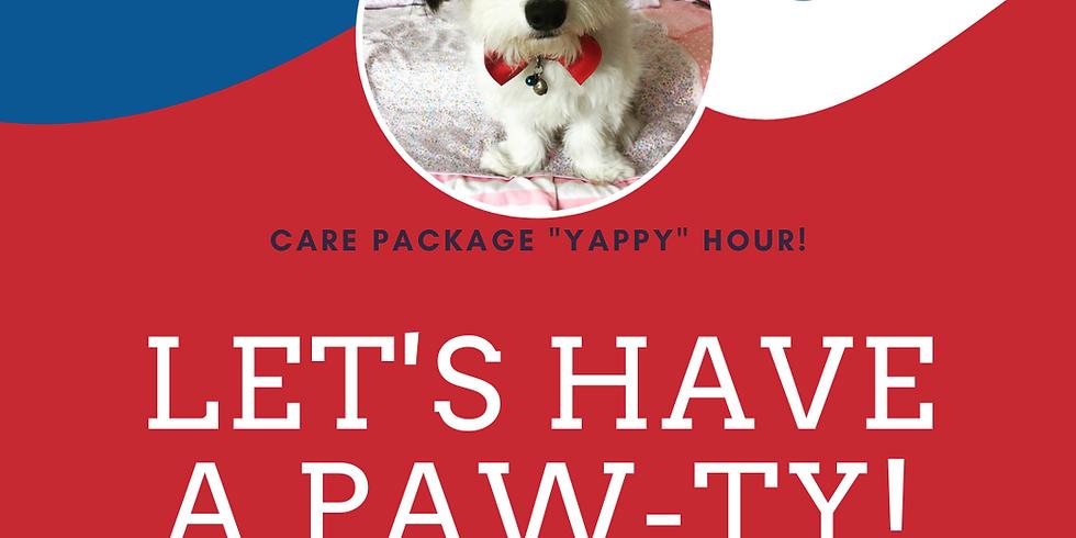 Yappy Hour Happy Hour!