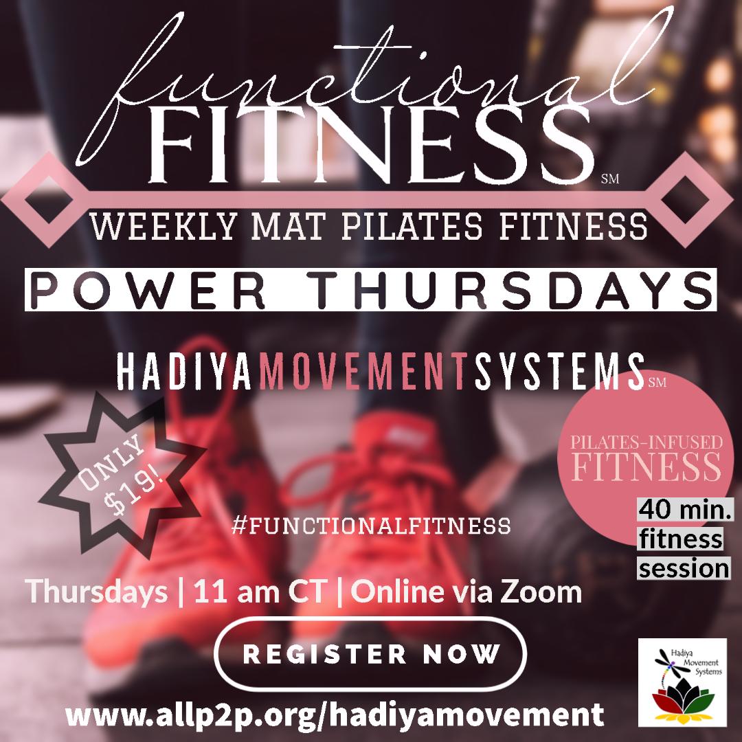 Functional Fitness -  Power Thursdays
