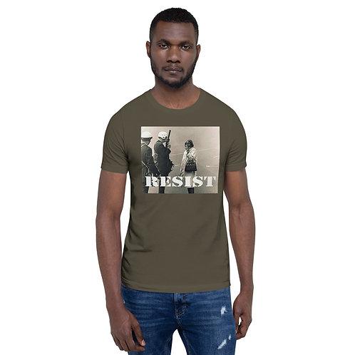 Resist | Unisex Jersey Short Sleeve Tee