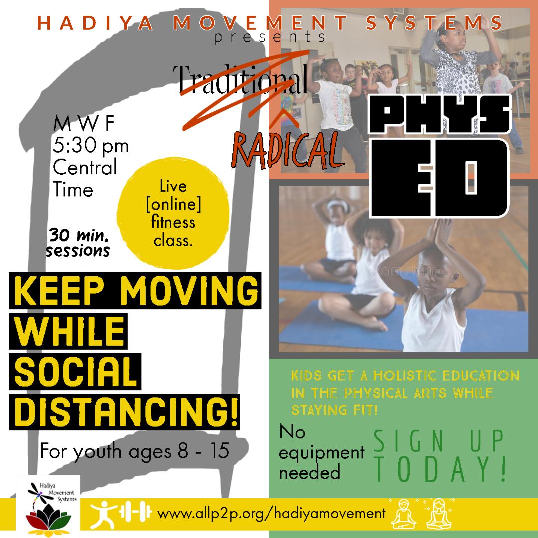 Radical Phys Ed