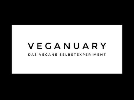 Veganuary - das vegane Selbstexperiment