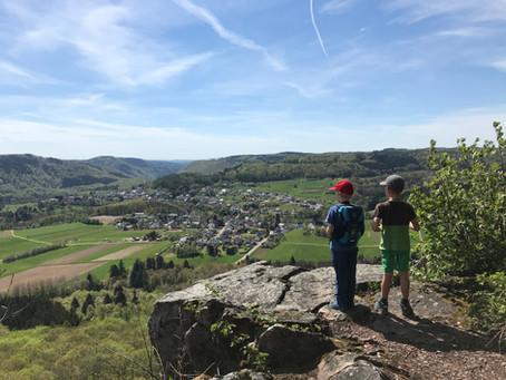 Wandern in der Region (nicht nur) mit Kindern