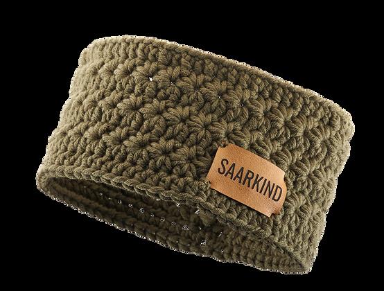 Stirnband Khaki SAARKIND
