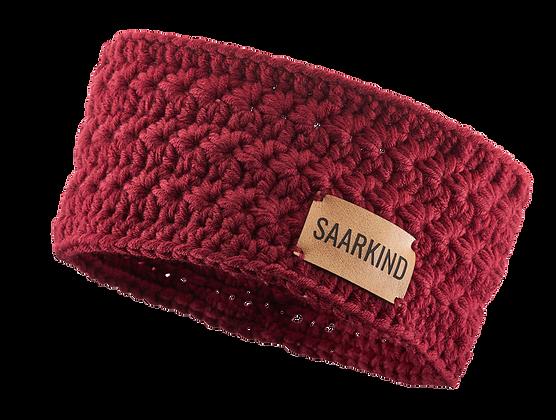 Stirnband Burgundy SAARKIND