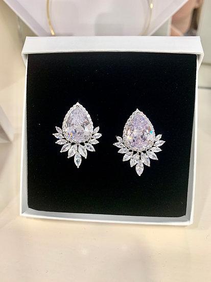 Kolczyki Diamond Drops