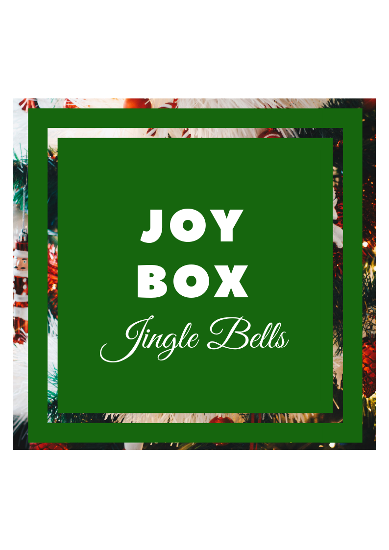 Idealny prezent pod choinkę JOY BOX JINGLE BOX