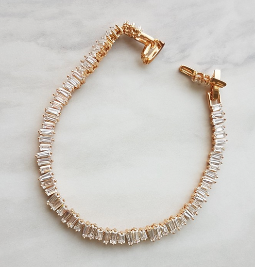 Bransoletka Cristal Gold