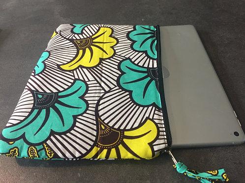 accessoire PC tablette tissu association