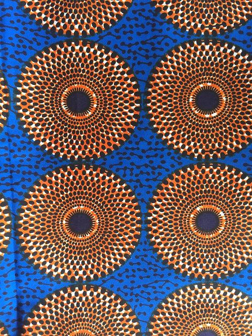 sac de plage wax africain coton coloré fourre-tout bénin grain de sable