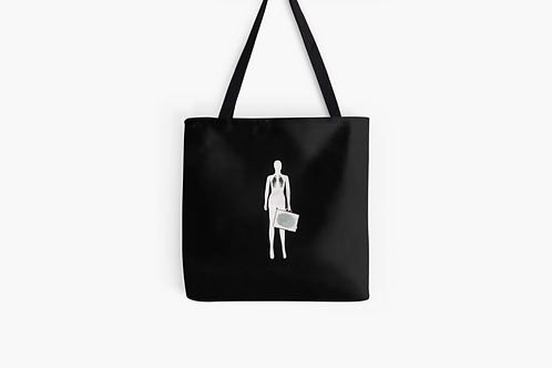 LOST PASSENGER TOTE BAG