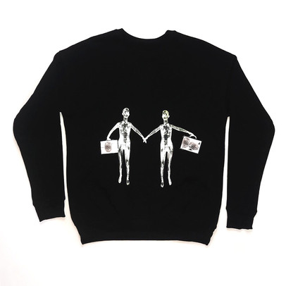 RUNAWAY LOVERS SWEATER