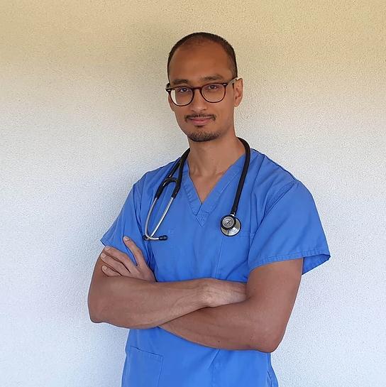 Dr Adrian Jeyakumar, GP