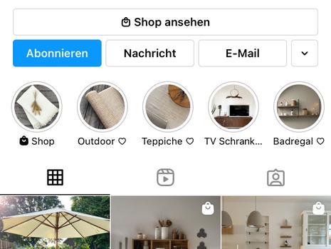 4 Instagramaccounts als Inspiration für deine Wohnungseinrichtung