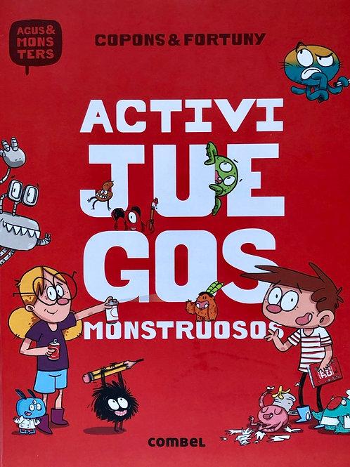 Activi Jue Gos Monstruosos