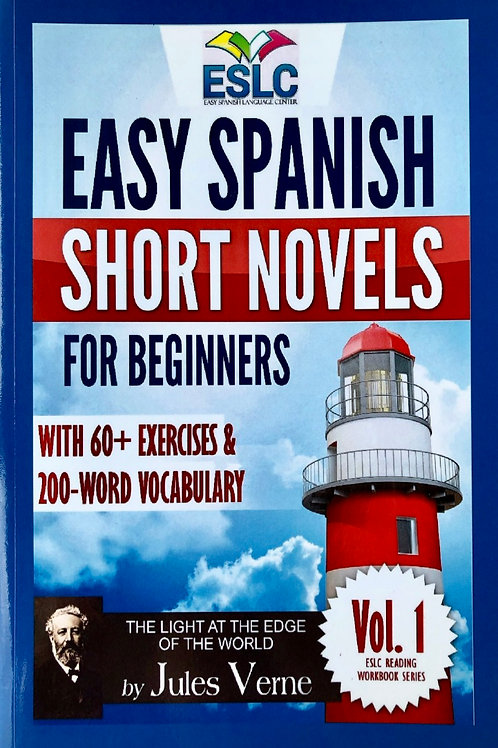 Easy Spanish Short Novels for Beginners