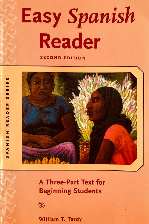 Easy Spanish Reader- Second Edition