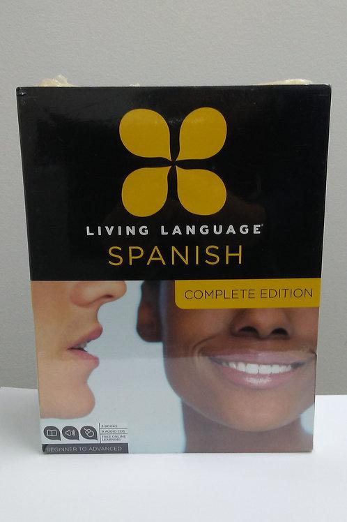 Spanish workbooks and CD audio