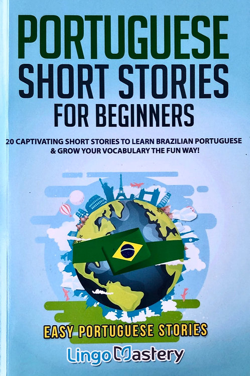 Portuguese- Short Stories for Beginners