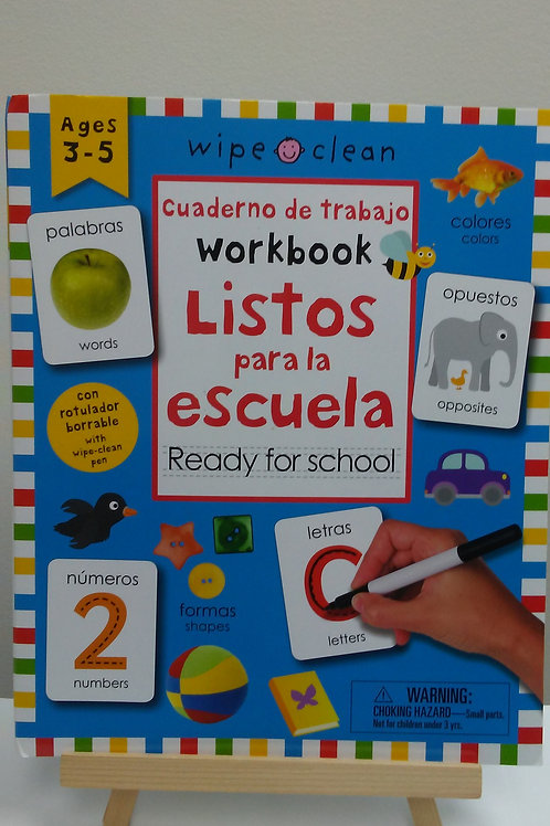 """Ready for School"" Book"