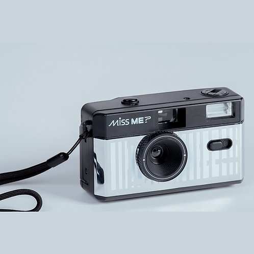 Miss Me? 135 Reusable Point & Shoot Camera