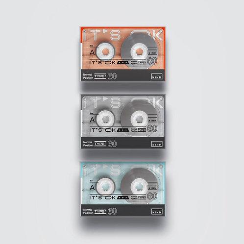 IT'S OK Cassette Tape - Blank Tape (60 mins)
