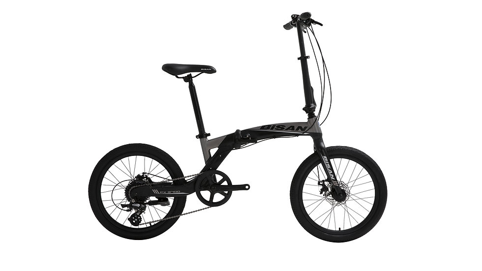 BOGGe Bisan FX 3700 Folding Bike