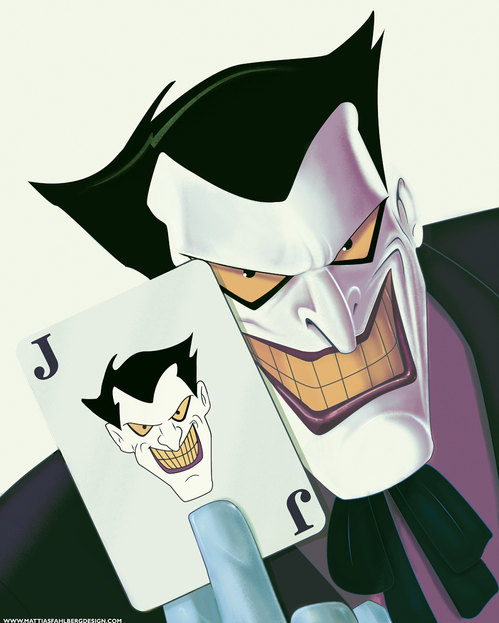 Joker Animated Series