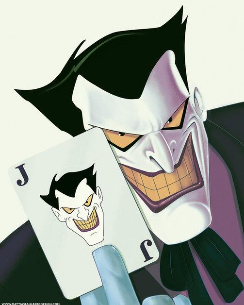 Joker Animated Series