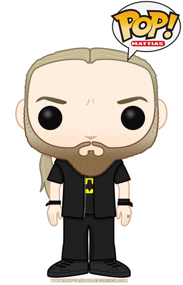 Funko POP! Mattias
