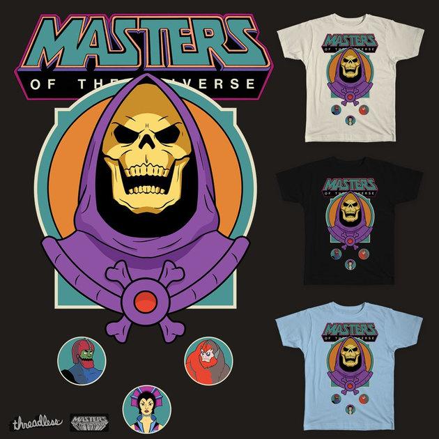 Mattias Fahlberg per i Masters of the Universe