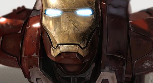 Iron Man mark 4