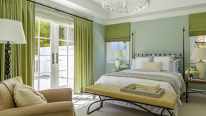 7 tips for designing a peaceful bedroom