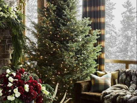 Simple  + Beautiful Christmas Decorating Ideas