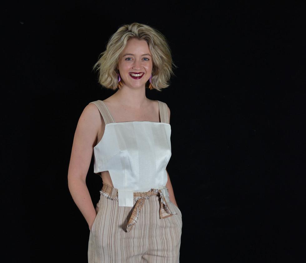 Kaye Daniels, designer