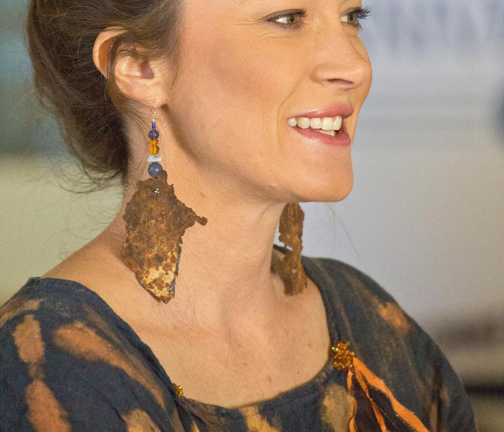 Jen Standish-White, designer