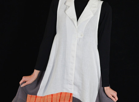 From opshop shirts to designer tunics!
