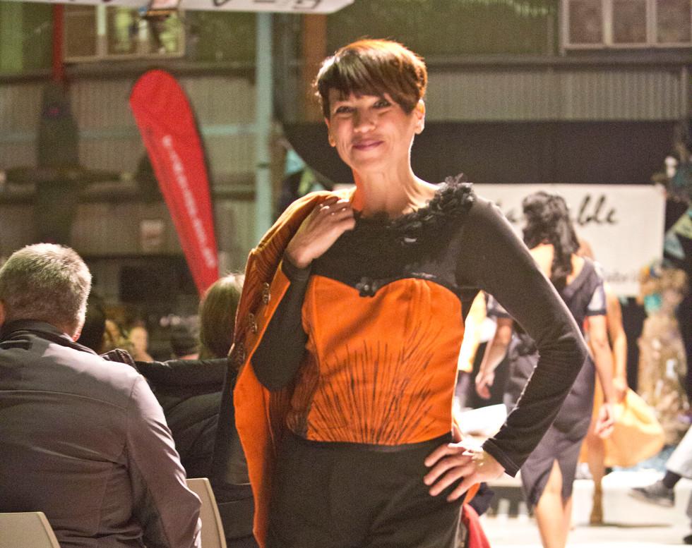 Jackie O'Toole, designer