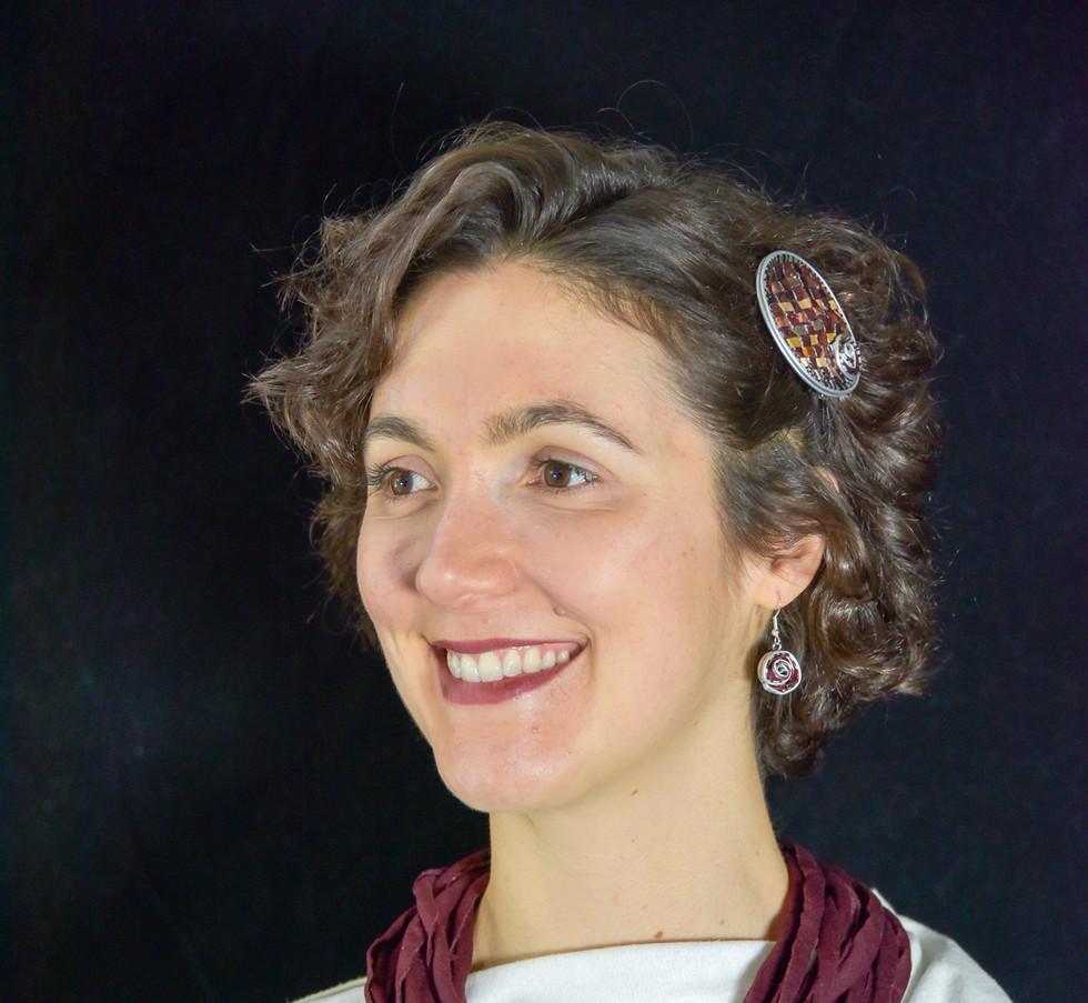 Natalia Rodrigo, designer