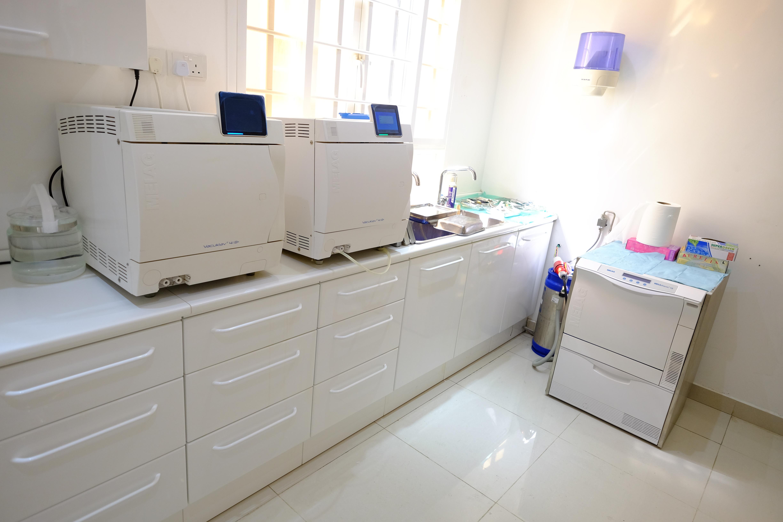 Dental Clinic Setup